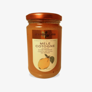 Confettura Extra di Mele Cotogne – Agrimontana