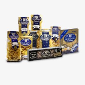 """Pasta Cav. Giuseppe Cocco – Dispensa del Buongustaio """"Casetta Oro"""" kg. 8"""