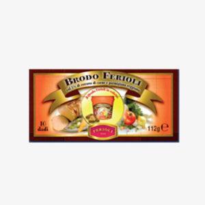 Brodo con Estratto di Carne 5% – Brodo Ferioli