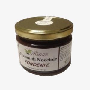 Crema di Nocciole Fondente – Az.Agr. Ranco