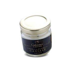 Crema di burro al caviale Calvisius  g.80