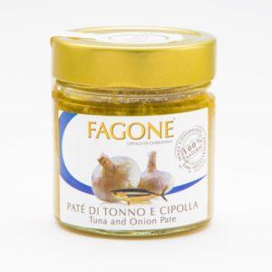 Patè Tonno & Cipolla Fagone g. 100