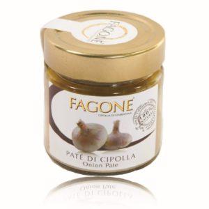 Patè di cipolla Fagone g. 190