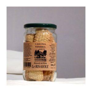 Le Risaiole – biscotti di Riso –  Cascina Veneria