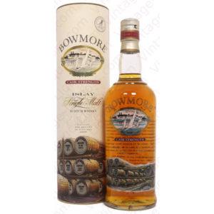 Bowmore Cask Strength Islay Single Malt 56%   70cl